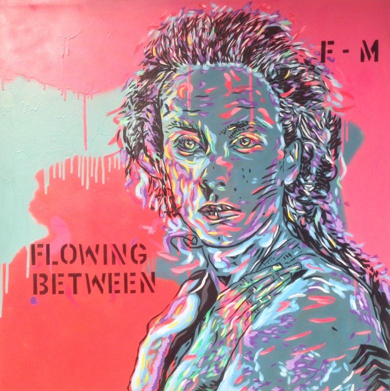 Flowing Between