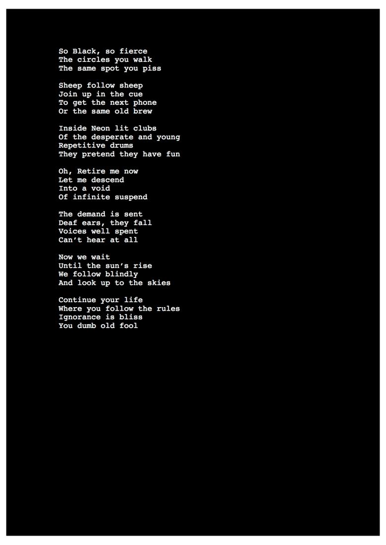 Tax These Windows Black (Poem)3